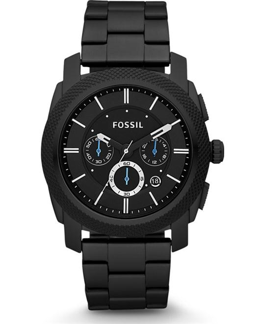 Fossil Machine Chronograph Watch 45mm