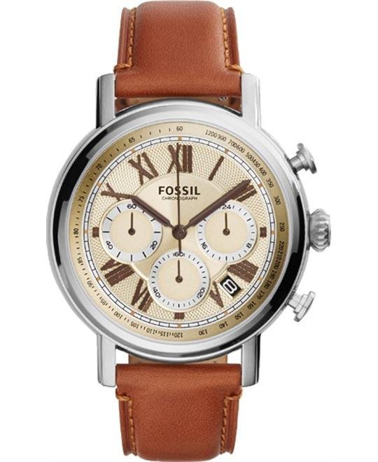 FOSSIL Buchanan Chronograph Men's Watch 42mm