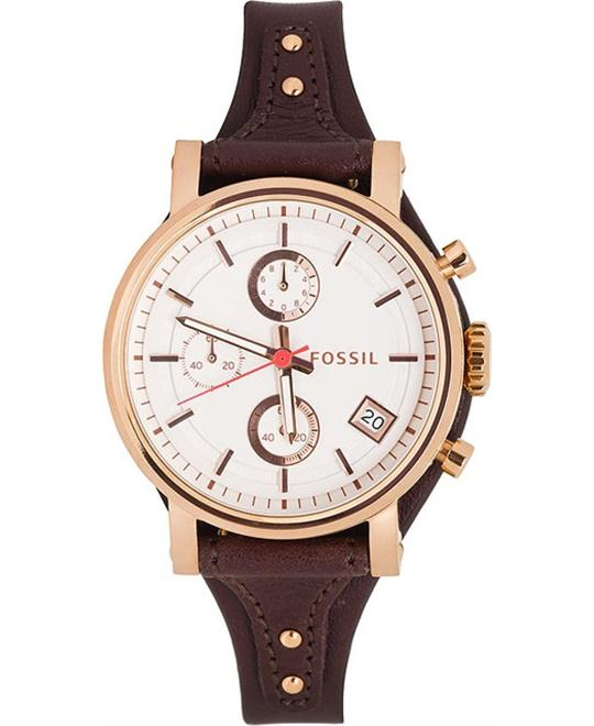 Fossil Chronograph Original Boyfriend Watch 38mm