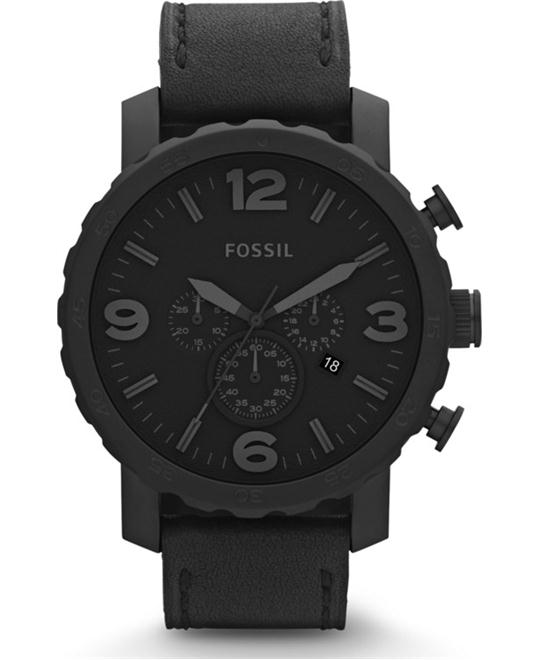 Fossil Chronograph Watch, 50mm