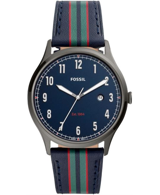 Fossil Forrester Navy Watch 42mm