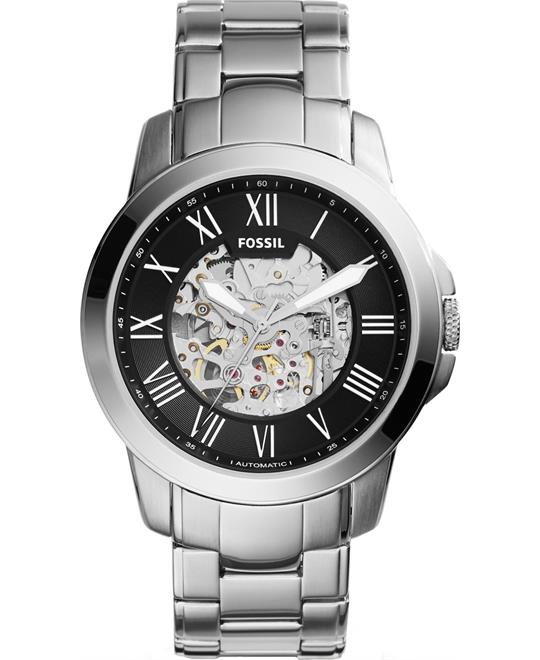 Fossil Grant Automatic Watch 44mm