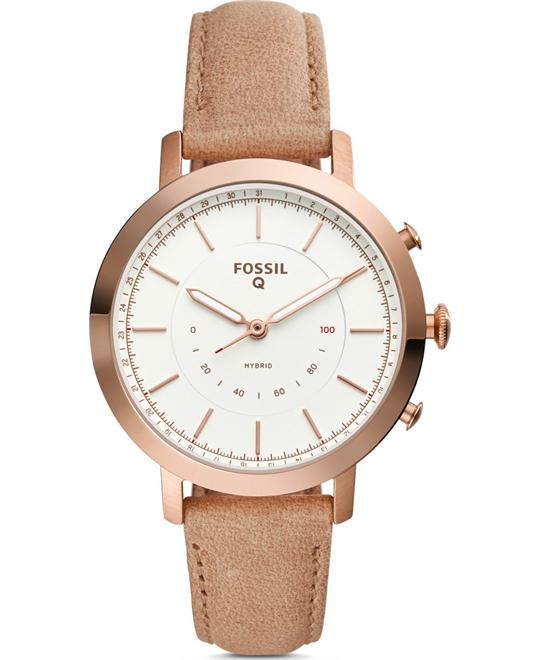 Fossil Hybrid Smartwatch - Q Neely Bone Watch 36mm