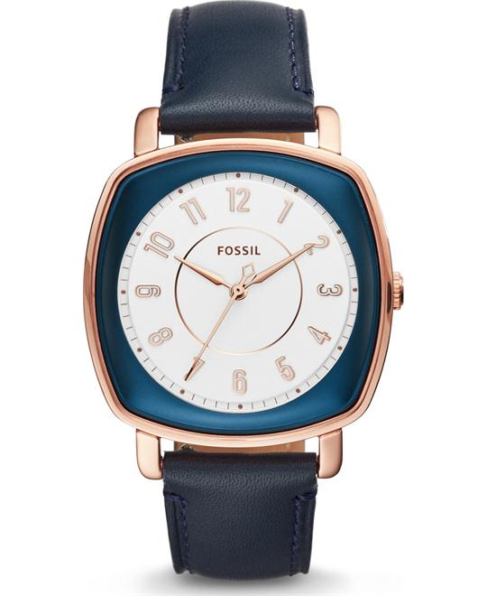 Fossil Idealist Blue Women's Watch 36x36mm