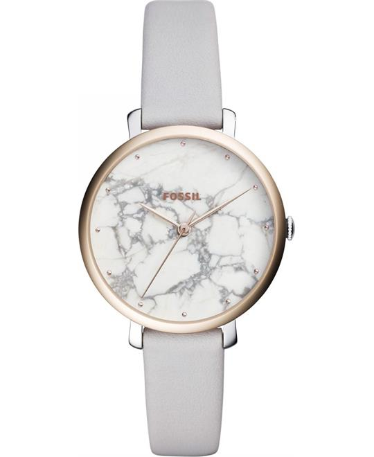 Fossil Jacqueline Gray Watch 36mm