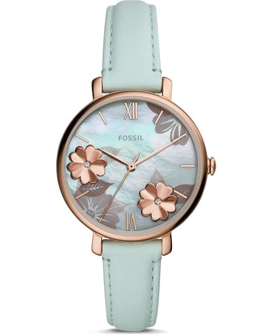 Fossil Jacqueline Green Watch 36mm