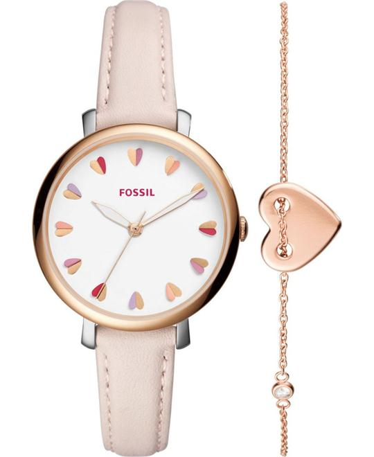 Fossil Jacqueline Quartz Watch 36mm