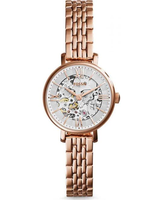 Fossil Jacqueline Women's Automatic Watch 27mm