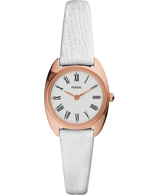 Fossil Jude Mini White Watch 26mm
