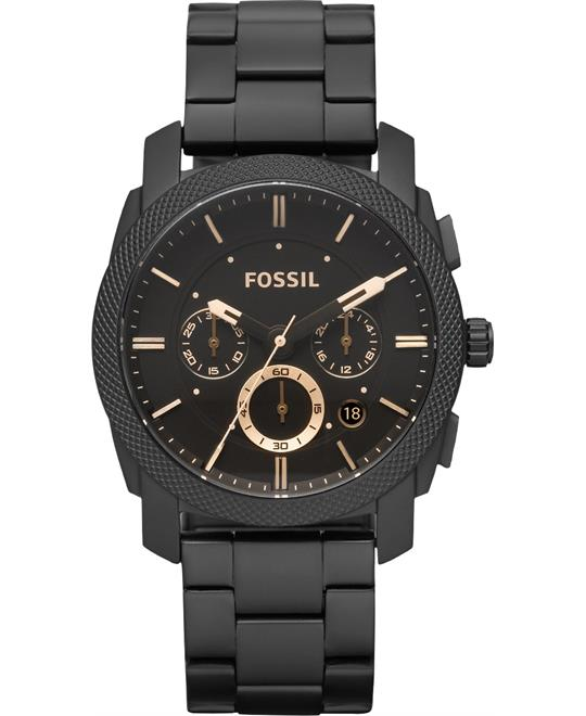 Fossil Machine Black Watch 42mm