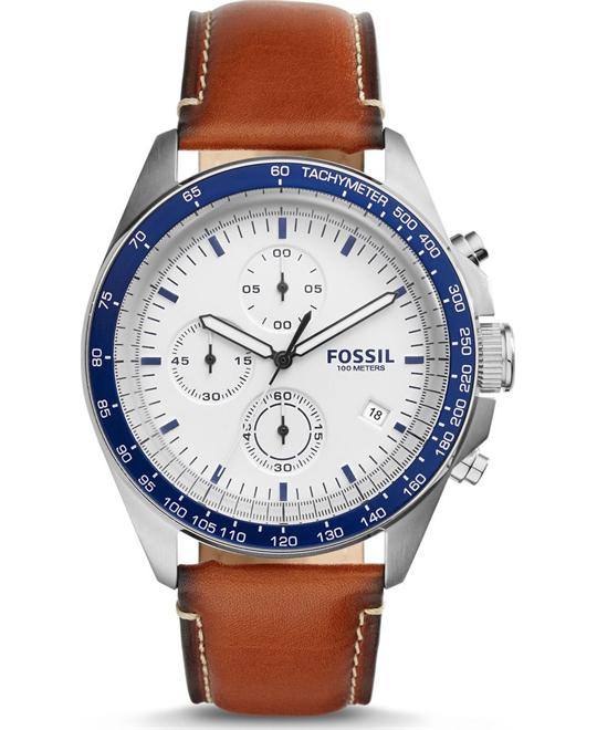 Fossil Men's Sport 54 Chronograph Watch 44mm