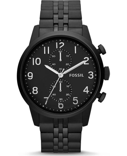 Fossil Men's Townsman Chronograph Watch 44mm