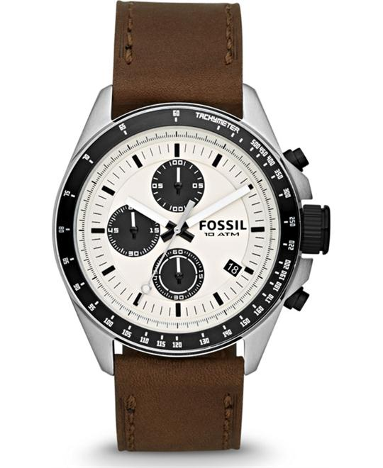 Fossil Men's Display Watch 43mm