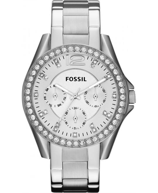 Fossil Riley Multifunction Watch 38mm