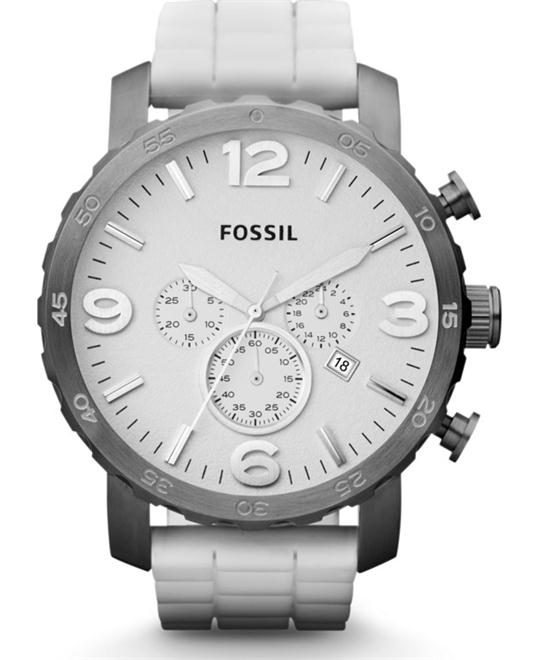 Fossil Strap Watch, 50mm