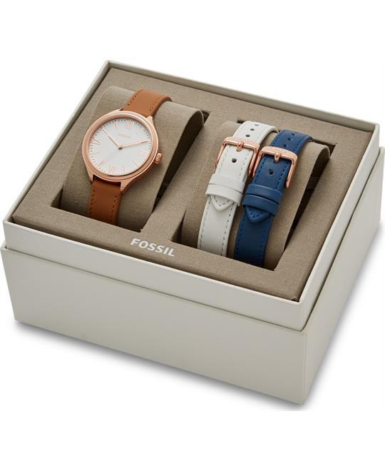 Fossil Suitor Interchangeable Box Set 36mm