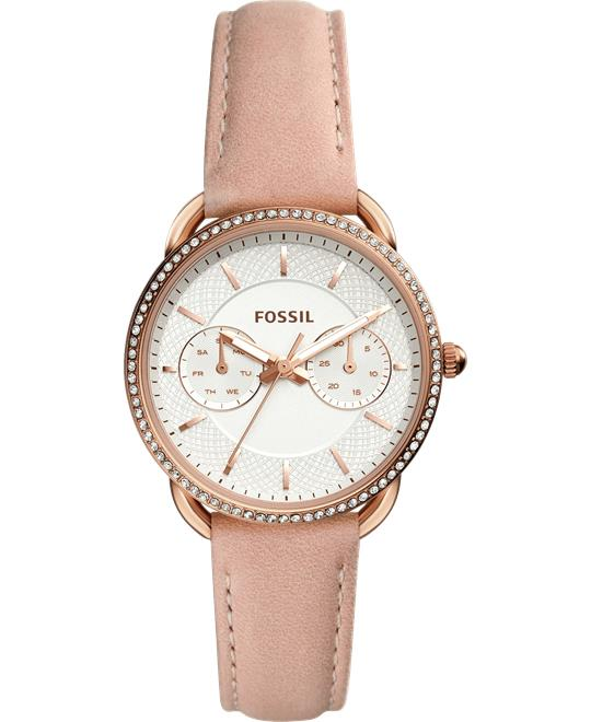 Fossil Tailor Multifunction Blush Watch 35mm