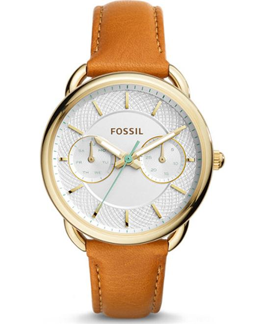 Fossil Tailor Multifunction Dark Watch 34mm
