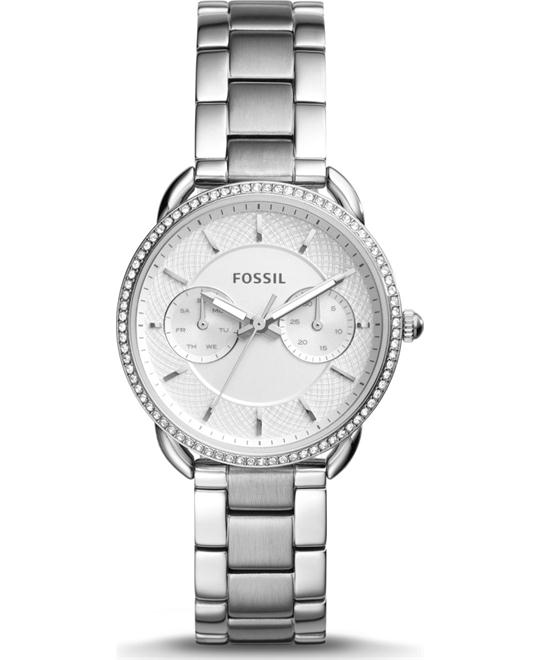 Fossil Tailor Multifunction Stainless Steel Watch 35mm