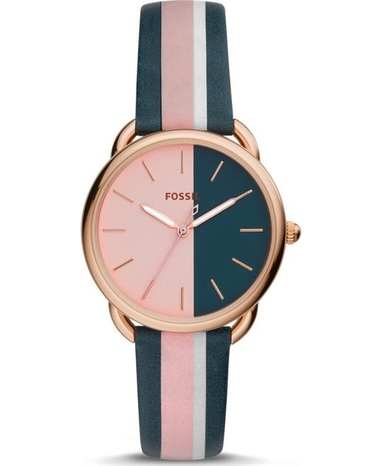 Fossil Tailor Three-Hand Multi-Colored Watch 42mm