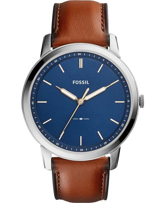FOSSIL THE MINIMALIST SLIM WATCH 44mm