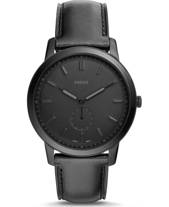 FOSSIL THE MINIMALIST TWO-HAND WATCH 44MM