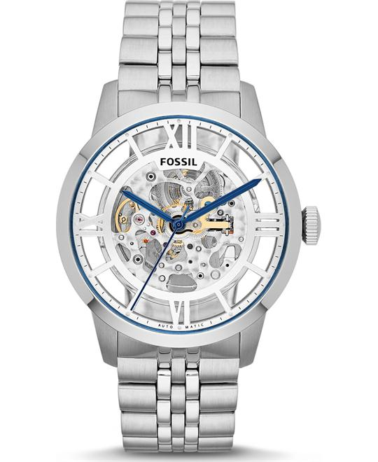 FOSSIL Townsman Automatic Skeleton Watch 44mm