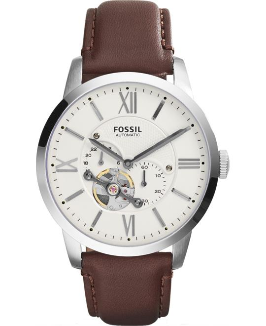 Fossil Townsman Brown Watch 44mm