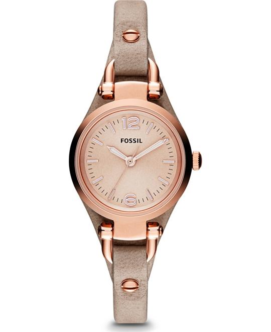 "Fossil Women's  ""Georgia""  Watch  26mm"