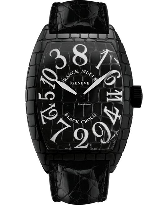 Franck Muller Croco Collections 46x39mm