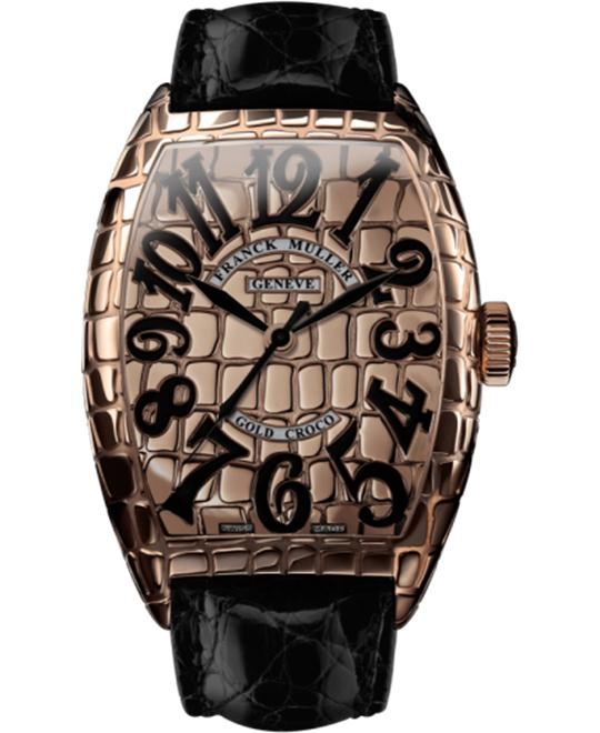 Franck Muller Croco Collections 55.4 x 39.6