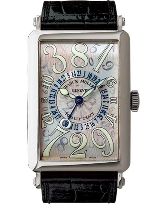 Franck Muller Long Island Crazy Hours 54.5 x 32.5