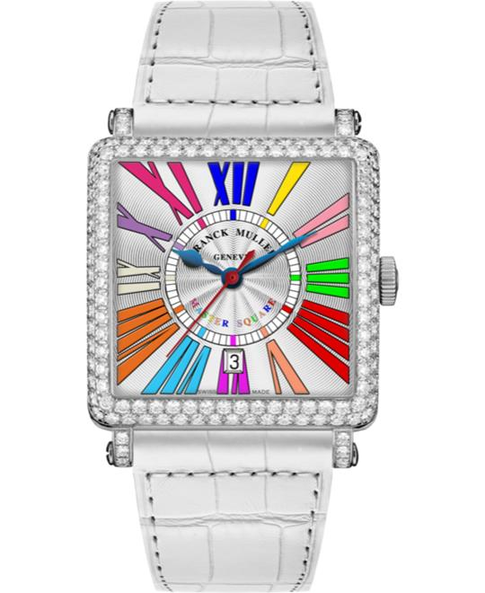 Franck Muller Master Square Watch 36mm