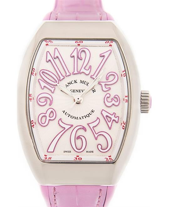 Franck Muller Vanguard Automatic Watch 35mm