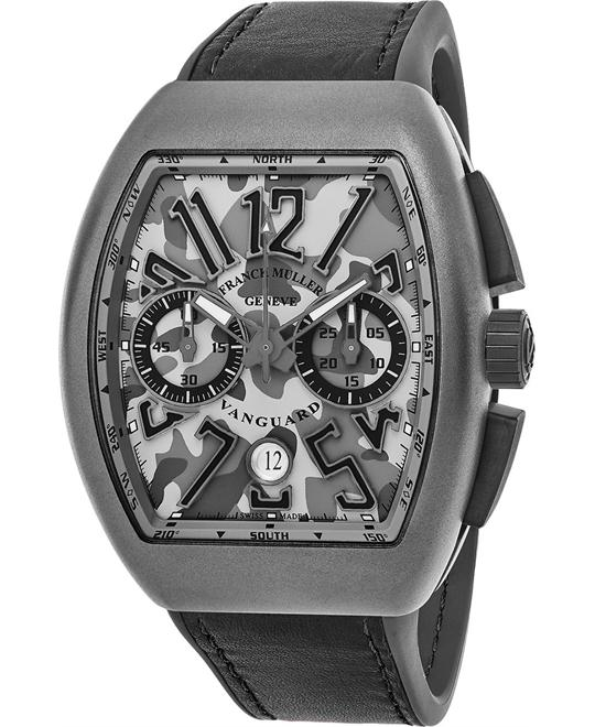 FRANCK MULLER VANGUARD CHRONOGRAPH AUTOMATIC 54X44