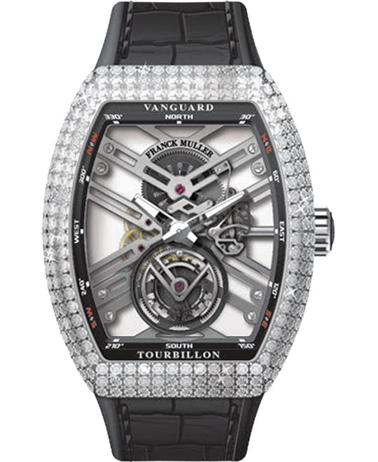 Franck Muller Vanguard Skeleton 53.7 x 44
