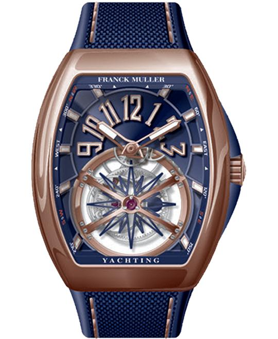 Franck Muller Vanguard Yachting Gravity Tourbillon Limited 45