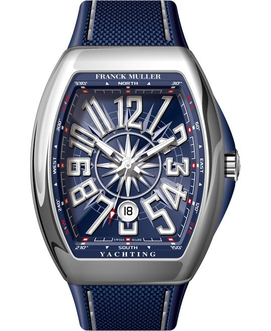 Franck Muller Vanguard Yachting Watch 45mm