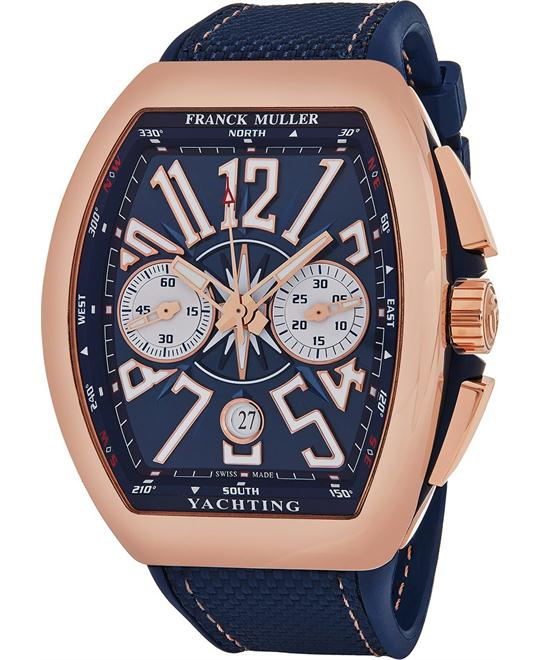 FRANCK MULLER YACHTING LIMITED AUTOMATIC  53.7 x 44