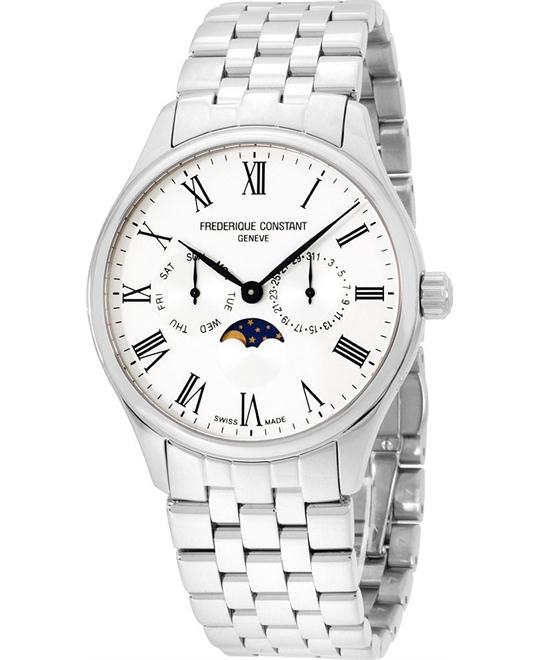 Frederique Constant Classic FC-260WR5B6B Watch 40mm