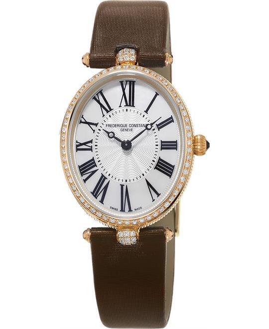 đồng hồ Frederique Constant FC-200MPW2VD9 Classic Art Deco 18k 30*25mm