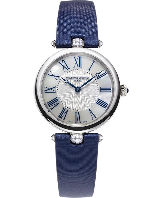 Frederique Constant FC-200MPWN2AR2D6 Classics Watch 30mm