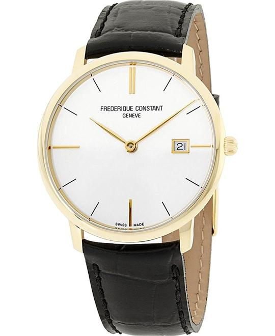 Frederique Constant FC-220BV5S5 Slimline Watch 38mm