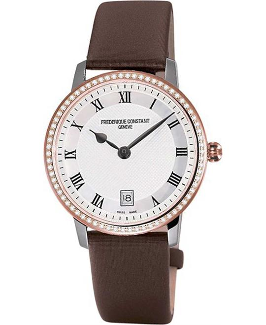Frederique Constant FC-220M4SD32 Slim Line Watch 37mm