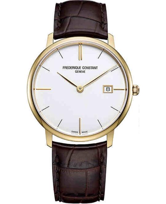 Frederique Constant FC-220V5S5 Slimline Watch 38mm