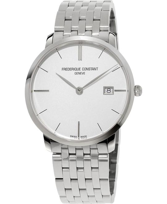 Frederique Constant FC-220V5S5B Slimline Watch 38.4mm