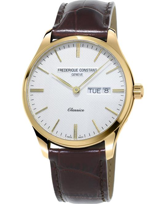 đồng hồ Frederique Constant FC-225ST5B5 Classics Day/Date 40mm