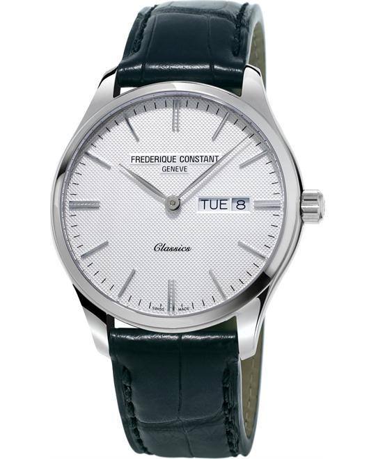 đồng hồ Frederique Constant FC-225ST5B6 Classics Day/Date 40mm