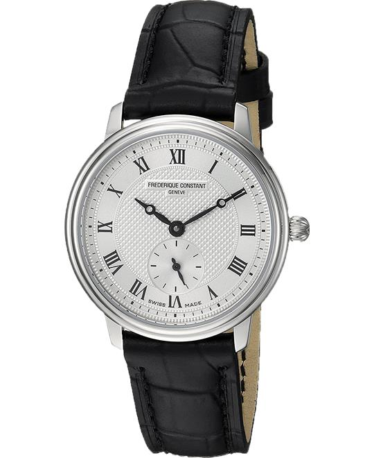Frederique Constant FC-235M4S6 Slimline Watch 37mm