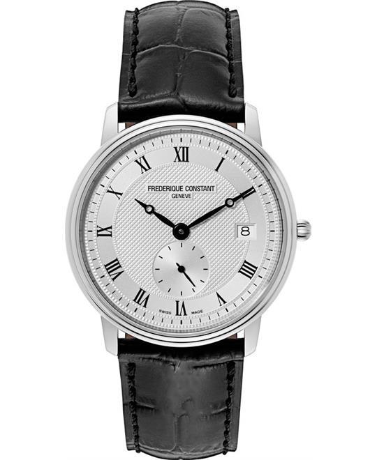 đồng hồ Frederique Constant FC-245M5S6 SlimLine Watch 39mm